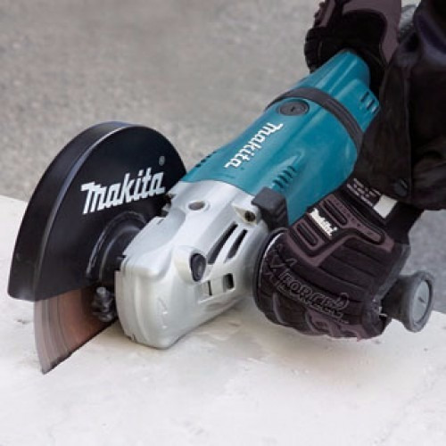 amoladora angular makita ga9030 + disco diamantado tyrolit