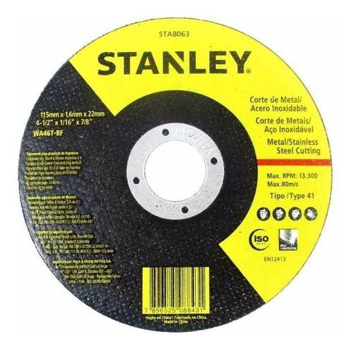 amoladora angular philco 710w 4,5 115mm + 5 discos stanley