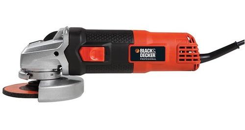 amoladora black&decker g720 820w 2 años garantia linea pro