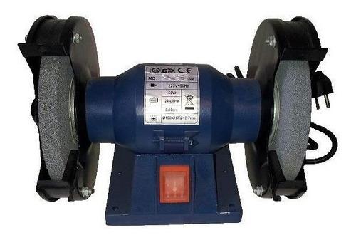 amoladora de banco 3/4hp 200mm 200w cod 1207