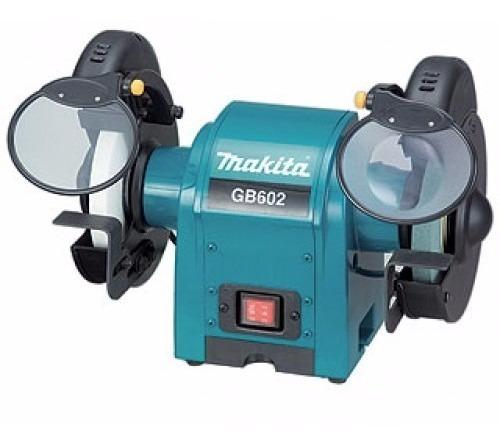 amoladora de banco makita gb602 250w
