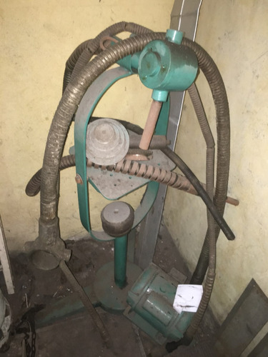 amoladora de eje flexible con motor monofasico