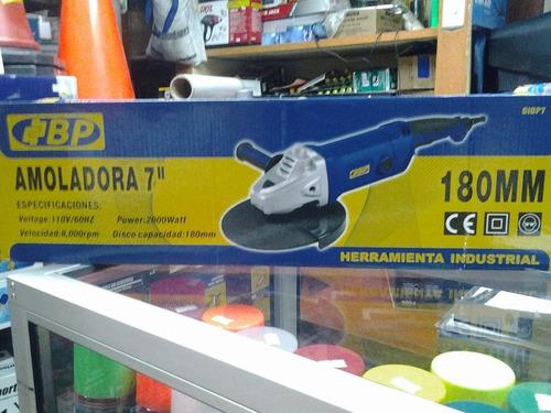 amoladora profesional 41/2  115mm marca bp