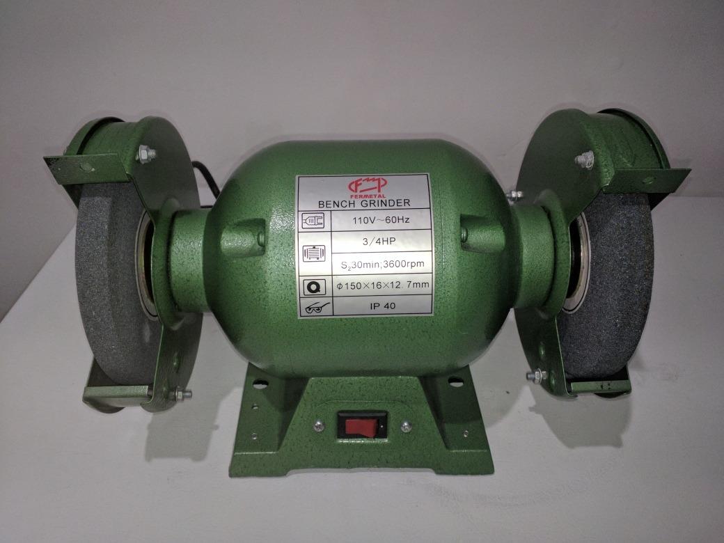 Of 34 Hp Bench Grinder 34hp110v 60hz 3450rpm. Baldor Electric 8107w 8. Wiring. Bench Grinder 4z909a Wiring Diagram At Scoala.co