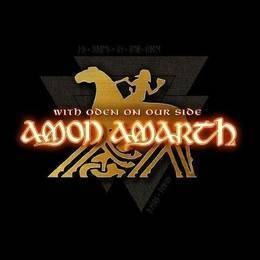 amon amarth with oden on our side cd x 2 nuevo