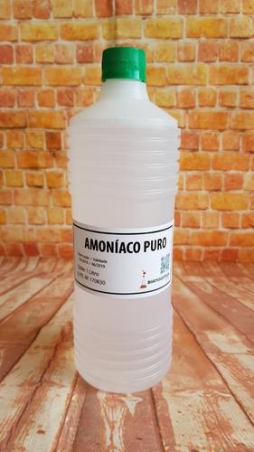amoniaco puro limpieza virus desmanchador grasa baldosa ropa