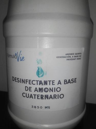 amonio cuaternario de quinta generación