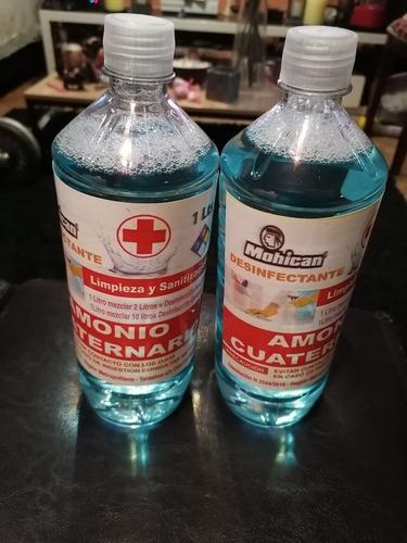 amonio cuaternario desinfectante
