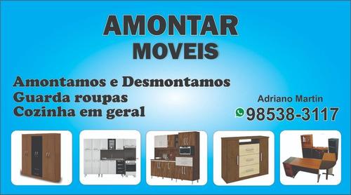 amontar moveis
