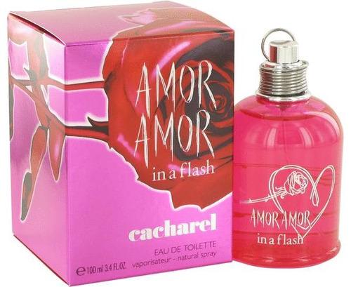 amor amor in a flash cacharel x 100 ml... super promo...!!!
