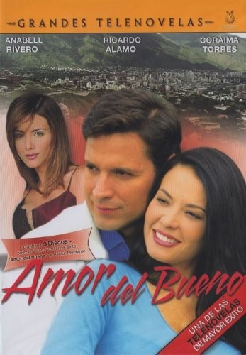 amor del bueno telenovela dvd