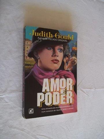amor e poder ¿ judith gould - literatura estrangeira