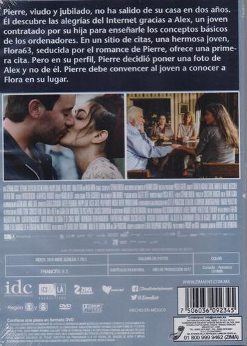 amor en linea mr. stein goes online pelicula  dvd
