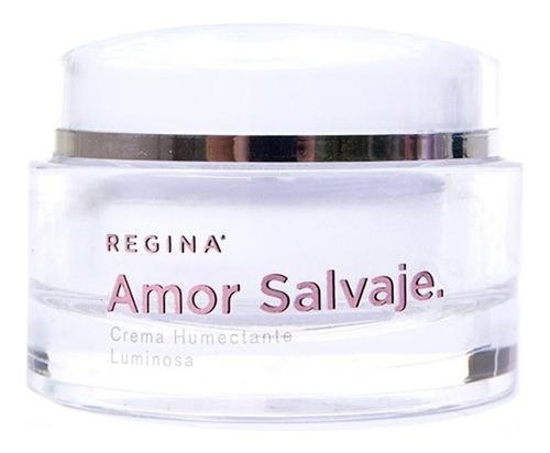 amor salvaje | crema hidratante luminosa