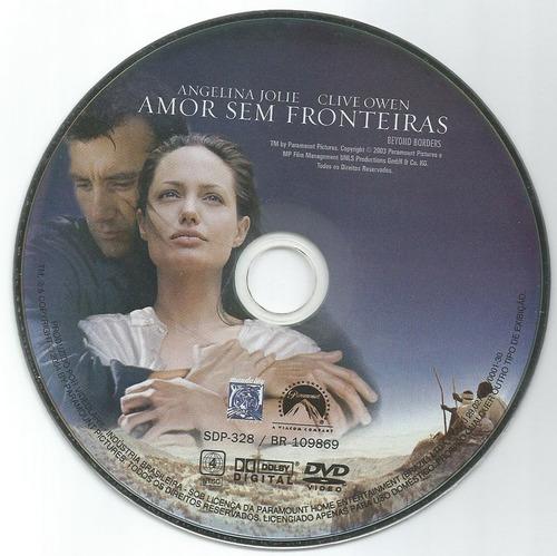 amor sem fronteiras -  dvd - curtir
