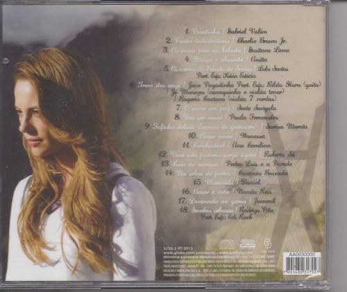 amor à vida - nacional * lançamento* - cd - somlivre