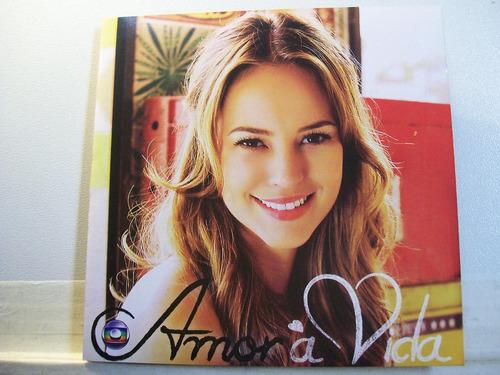 amor à vida, trilha sonora novela, 2013, cd original