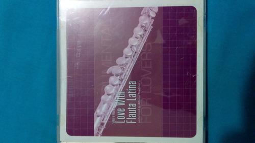 amor y flauta latina cd