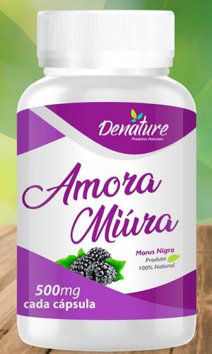 amora miura 60  cápsulas - alivia tpm  e menopausa