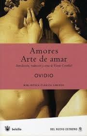 amores arte de amar / ovidio (envíos)
