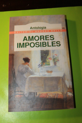 amores imposibles  antologia