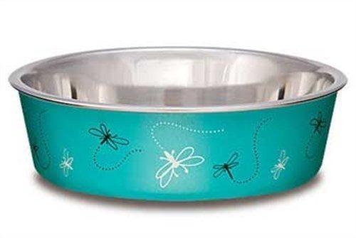 amoroso mascotas libélula bella cuenco para los animales do