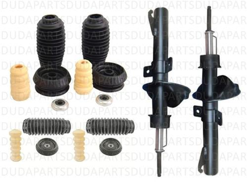 amortecedor batente coifa ford ka - até 2007 - 1ª linha