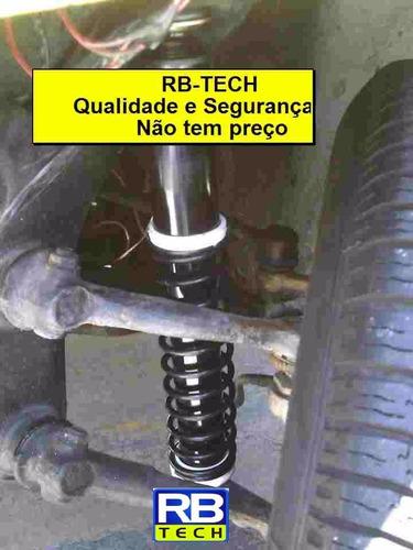 amortecedor com mola fusca fuscão - brasília - nv monroe