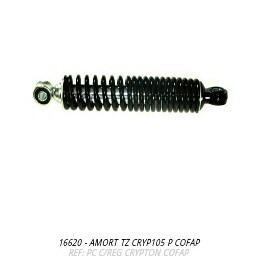 amortecedor crypton105 cofap par
