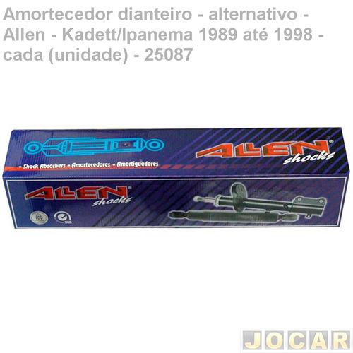 amortecedor diant-alt.- allen-kadett/ipanema 1989/1998-25087
