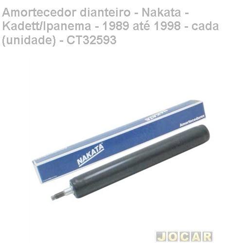 amortecedor diant-nakata-kadett/ipanema-1989/1998-ct32593