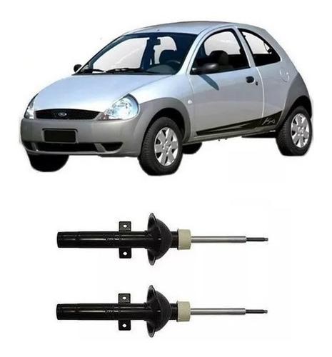amortecedor dianteiro ford ká 1997 1998 1999 2000 até 2007