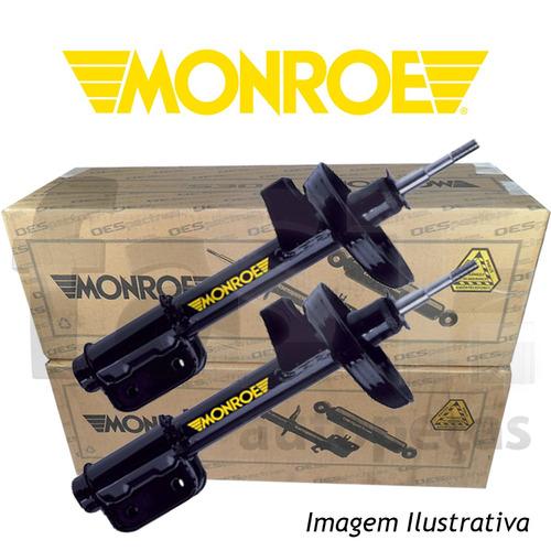 amortecedor dianteiro monroe stilo 2.4 sp073(par)