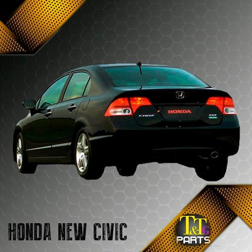 amortecedor dianteiro new civic 2007 2008 2009