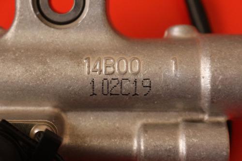 amortecedor direção r1 09 até 14 original completo