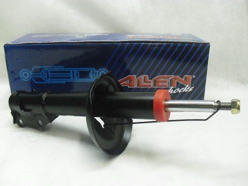 amortecedor e kit batente dianteiro polo classic 25005