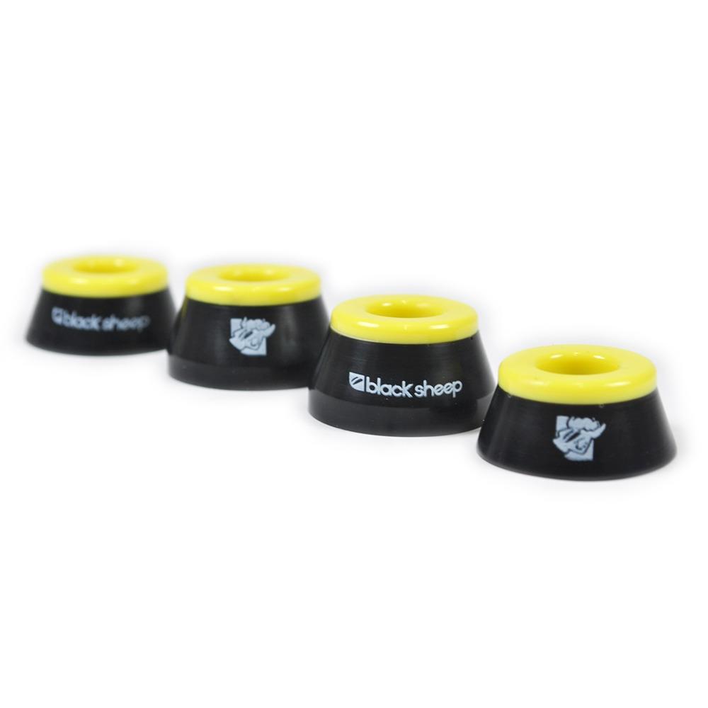 07646bf1a7071 amortecedor para skate black sheep - medium. Carregando zoom.
