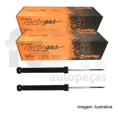 amortecedor traseiro cofap hyundai i30 09/ gb48232