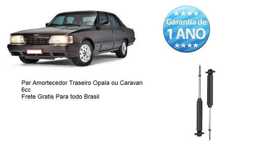 amortecedor traseiro opala / caravan 4cc par