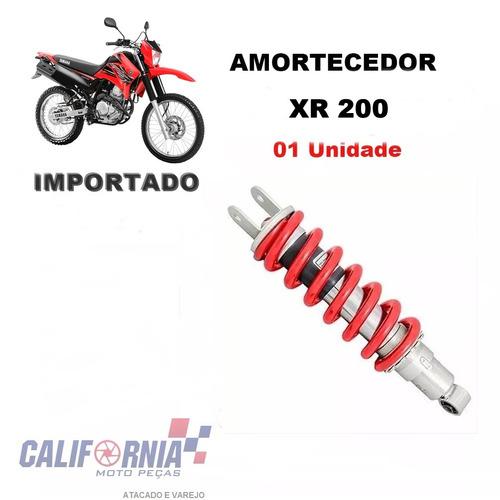 amortecedor traseiro pro link xr 200 importado (peça) xr200