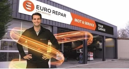 Amortiguacion Renault Clio Euro Repar Car Service 1 000 00 En