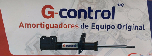 amortiguador aveo delantero derecho g-control equipo gm