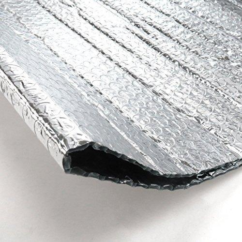amortiguador de calor y sonido zirgo 314982 (para 39-56 merc