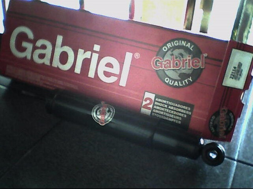 amortiguador de ford cougar mustang trasero 81-94 gabriel