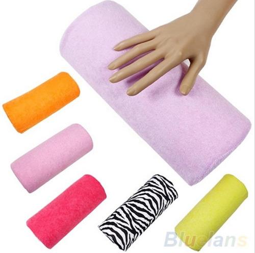 amortiguador de la mano para manicure
