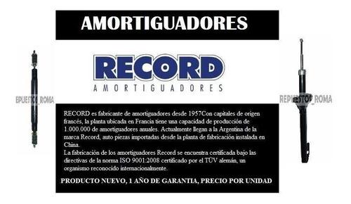 amortiguador delantero chery tiggo (2006/...) record