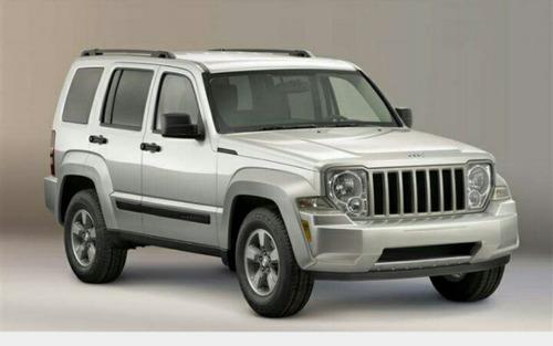 amortiguador delantero jeep cherokee liberty