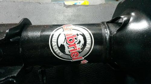 amortiguador delantero kia rio stylus 05-10 lh 551035t gabri