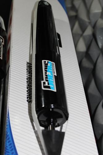 amortiguador delantero luv dmax 4x2 4x4 06 12  con b/torsion