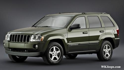 amortiguador delantero mopar jeep grand cherokee wk original